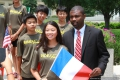Ambassador from France with Illinois House Representative La Shawn K. Ford of the 8th District!